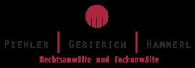 Piehler | Gesierich | Hammerl – Rechtsanwälte und Fachanwälte